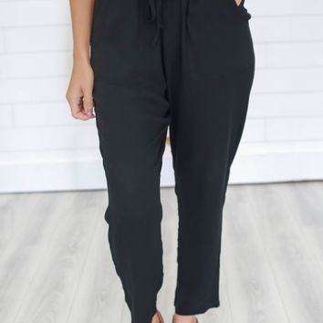 All Clear Pants - Black