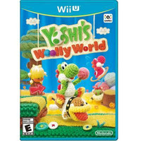 Yoshis Woolly World Wii U Video Game