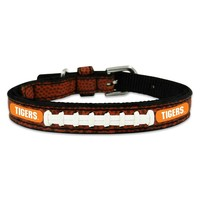 GameWear Clemson Tigers Classic Leather Collar (Clm Team)