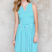 Peggy Striped Dress