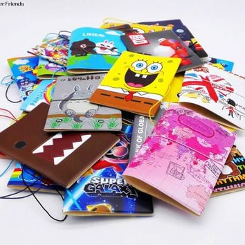 New cartoon passport holders, men travel passport cover, pvc leather 3D Design with 22 different styles for choose for travel
