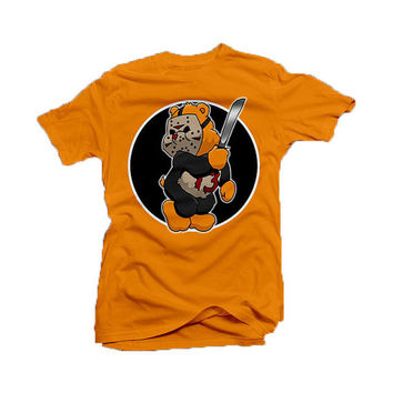 Care Bear Jason Voorhees - Friday the 13th / Care Bear parody - tee shirt