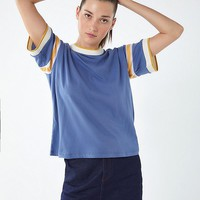 Project Social T Sewn Football Tee | Urban Outfitters