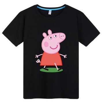 CREYHY3 Summer 2016 Matching Couple Clothing Lovely Cute Pig Matching Couples T Shirts Best Friends T Shirt Women Men Camisetas Feminina