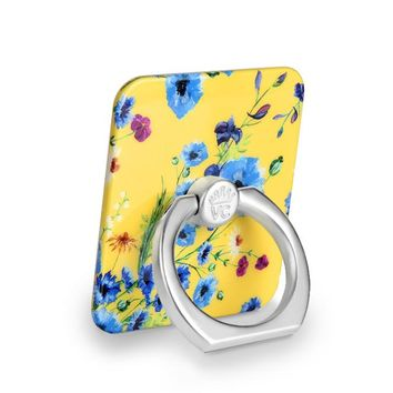 Yellow Wildflowers Grip Ring