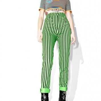 Beetlejuice Pants
