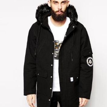 Nicce London | Nicce London Parka at ASOS