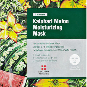 7 Wonders Kalahari Melon Moisturizing Mask