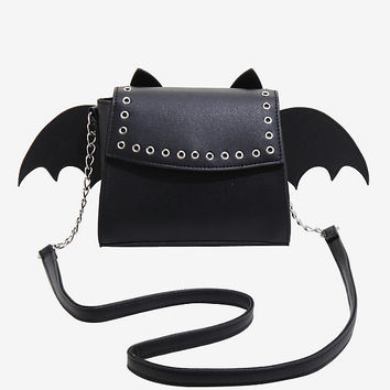 Bat Wing Crossbody Bag