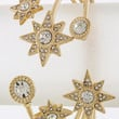 Holiday Stars Cuff Bracelet