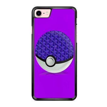 Goyard Pokeball iPhone 7 Case