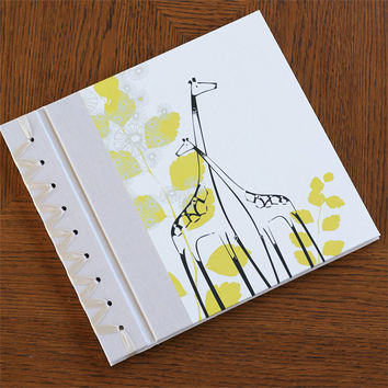 Baby's First Book, Yellow Baby Giraffe