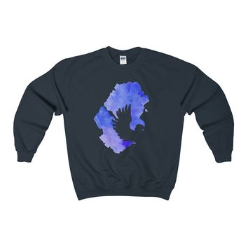 Ravenclaw Watercolor Sweatshirt