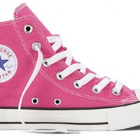 Converse Chuck Taylor All Star Hi Top Pink Paper