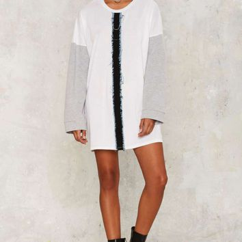 The Ragged Priest Conflict Shirt Dress