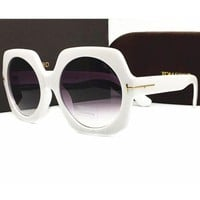 Tom Ford Women's Stylish Hipster High Quality Sunglasses F white