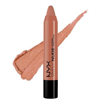 NYX - Simply Nude Lip Cream - Exposed - SN02