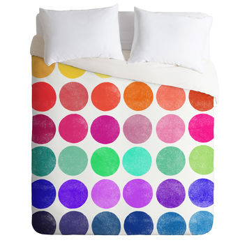 Garima Dhawan Colorplay 6 Duvet Cover