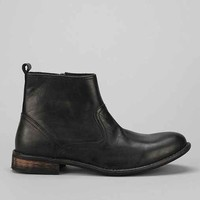 Hawkings McGill Inside Zip Leather Boot- Black