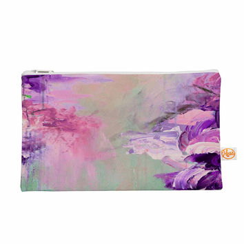"Ebi Emporium ""Winter Dreamland 4"" Pink Purple Everything Bag"