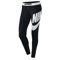 Nike Rally Exploded Tight Pants - Women's at Foot Locker