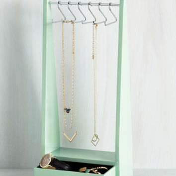 Pastel Organization Worth Applauding Jewelry Stand by ModCloth