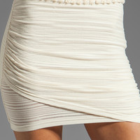 BY ZOE Azia Skirt in Cream