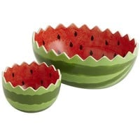 Watermelon Serving Bowls