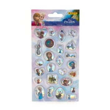 Frozen Puffy Foil Sticker Sheet | Disney Store