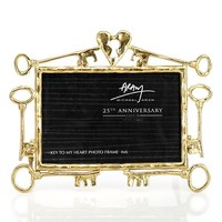 Michael Aram 'Key to My Heart - 25th Anniversary' Picture Frame