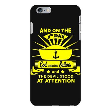 the 8th day god made sailor iPhone 6 Plus/6S Plus Case