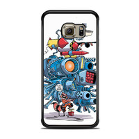 Say Hello To My Little Friend Rocket Racoon Samsung Galaxy S6 Edge Case