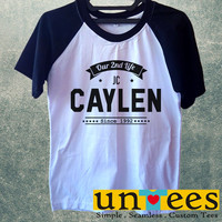 Our 2nd Life Jc Caylen Short Raglan Sleeves T-shirt