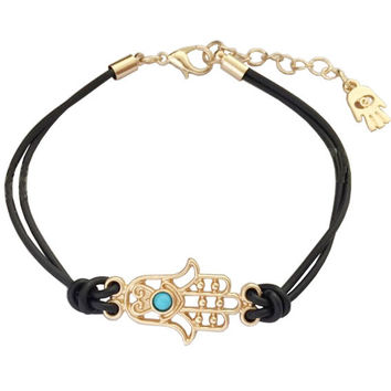 Christmas Thanksgiving Gift FATIMA Stylish Great Deal Awesome Shiny New Arrival Gift Accessory Hot Sale Bracelet [8269882369]