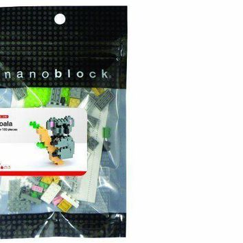 Nanoblock  Koala Bear  150 Pcs Building Kit S.58102