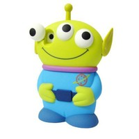 3D 3 Eyes Alien Disney Toy Story Movable Eye Hard Case Cover iphone 5 5G