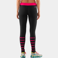 Women's UA ColdGear® Slash Tights | 1232385 | Under Armour US