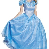 Cinderella Movie: Cinderella Prestige Adult Costume