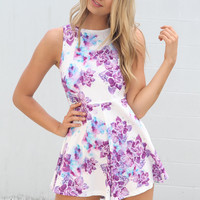 SABO SKIRT  Ink Island Playsuit - $62.00