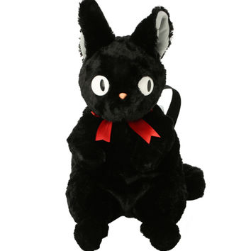Studio Ghibli Kikis Delivery Service Jiji Plush Backpack