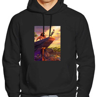Disney Lion King Art 41a411f6-ffe9-4847-a8e1-8761cf9e65c2 For Man Hoodie and Woman Hoodie S / M / L / XL / 2XL *NP*