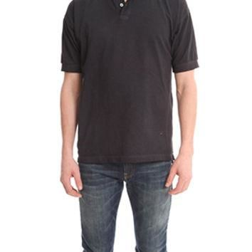 Pierre Balmain Overdyed Polo Shirt