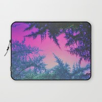 Crossover Laptop Sleeve by duckyb