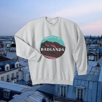 Badlands sweater