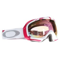 Oakley Elevate Snowboard Goggles Ysc/Breast Cancer/VR50 Iridium Lens