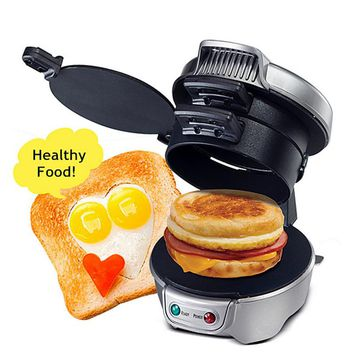 New Cooking Tools Breakfast Sandwich Maker