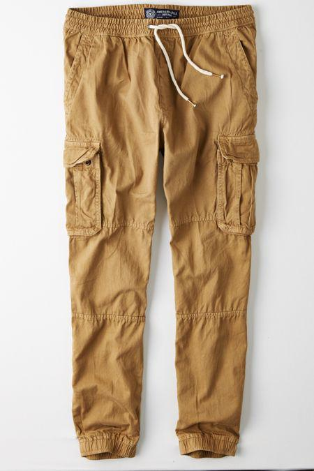 cb908d6515 AEO Men's Cargo Jogger Pant from American Eagle Outfitters