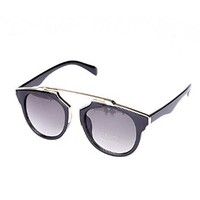 Womens Sunglass Retro Vintage Plastic Frame Travel Outdoors Lady Glasses UV400