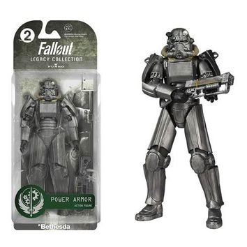 Fallout Power Armor Legacy Collection Action Figure