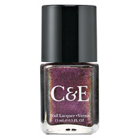 Crabtree & Evelyn Nail Lacquer, Black Tulip